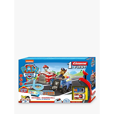 Picture of Carrera First: Paw Patrol Chase Marshall Race & Rescue