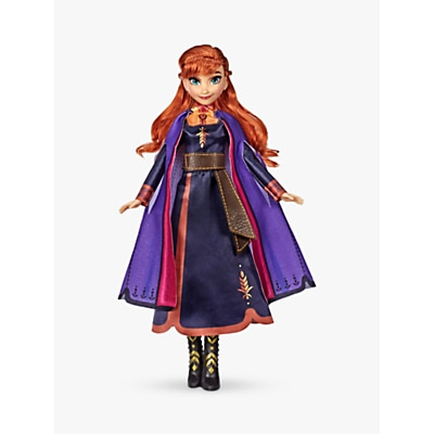 Picture of Disney Frozen II Singing Princess Anna Doll