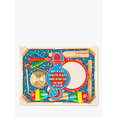 Picture of Melissa & Doug Wooden Band In A Box