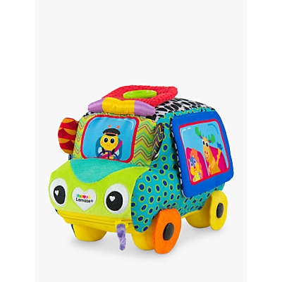 Picture of Lamaze Freddie Activity Bus Toy