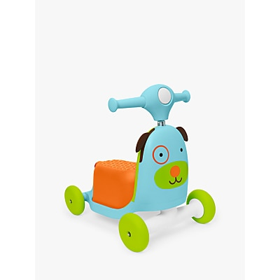 Picture of Skip Hop Zoo 3 in 1 Ride On Dog Toy