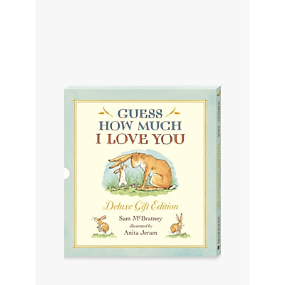 Picture of Guess How Much I Love You Deluxe Edition Children's Book