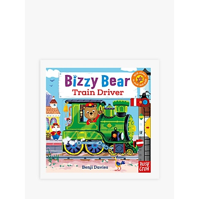 Picture of Bizzy Bear Train Driver Children's Book