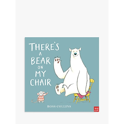 Picture of There's A Bear On My Chair Children's Book