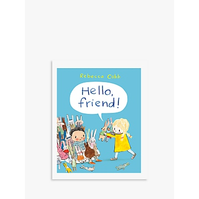 Picture of Hello, Friend! Children's Book