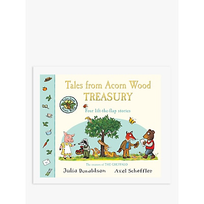 Picture of Tales From Acorn Wood Treasury Children's Book