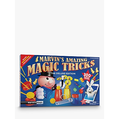 Picture of Marvin's Amazing Magic Tricks Deluxe Edition