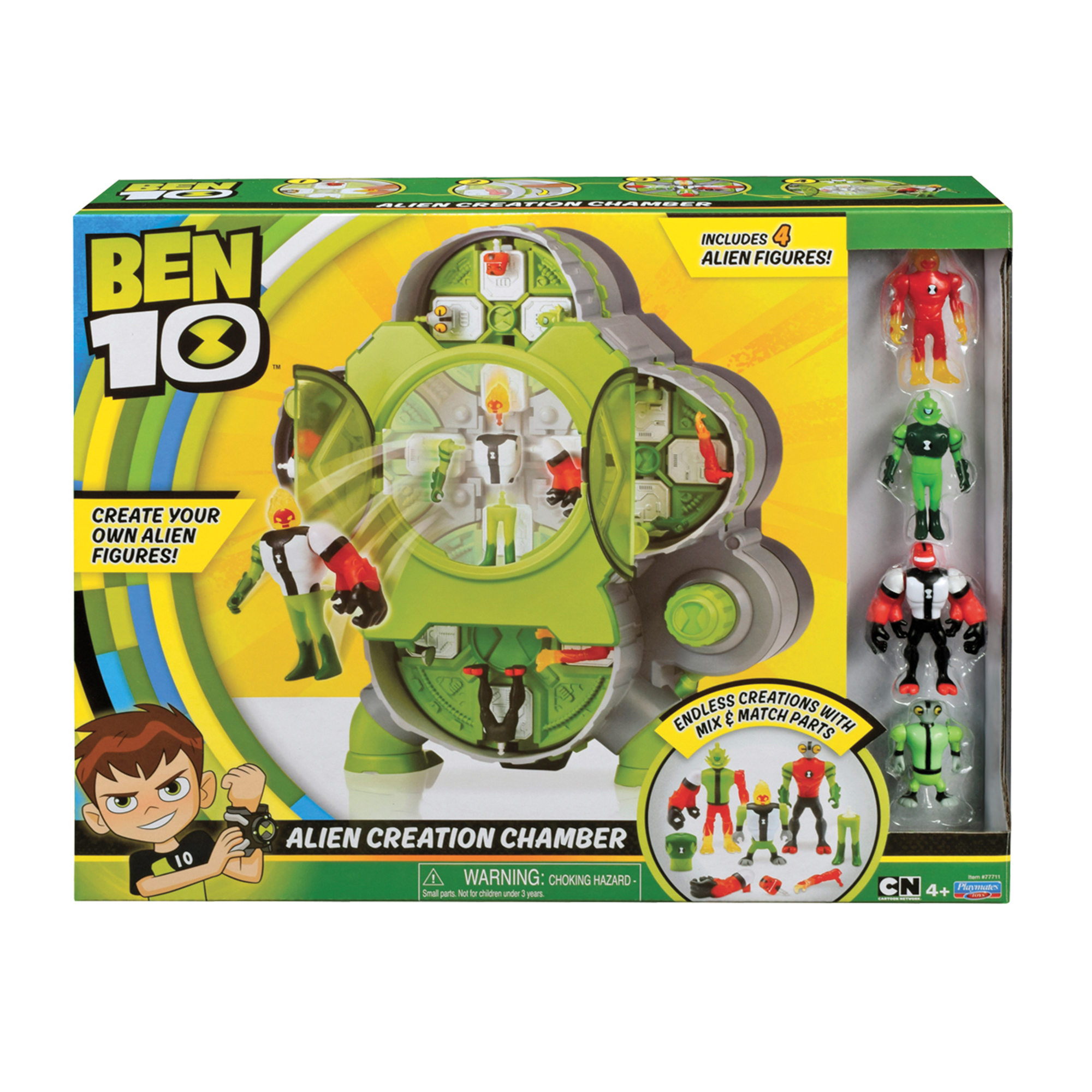 Picture of Ben 10 Alien Creation Chamber