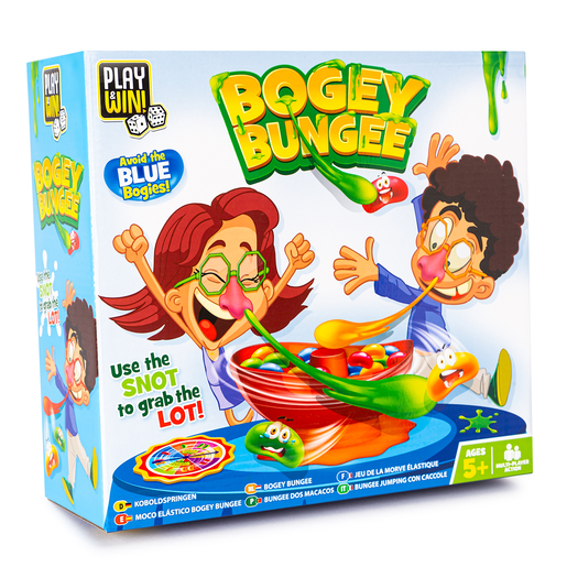 Picture of Play and Win Bogey Bungee Game