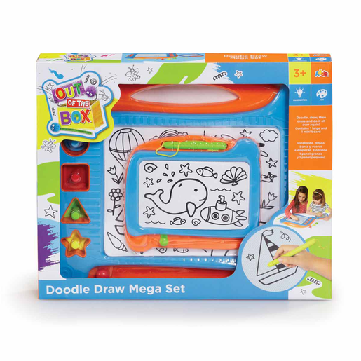Picture of Out Of The Box Doodle Draw Mega Set
