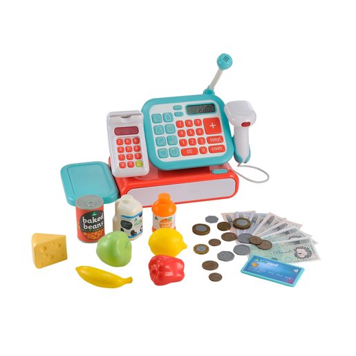 Picture of Early Learning Centre Cash Register Playset – Blue