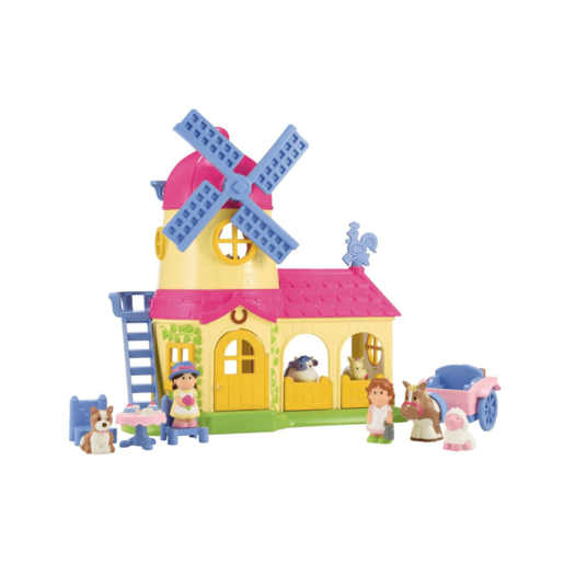Picture of Happyland Windmill Farm Playset