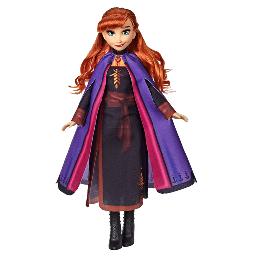 Picture of Disney Frozen 2 Doll - Anna