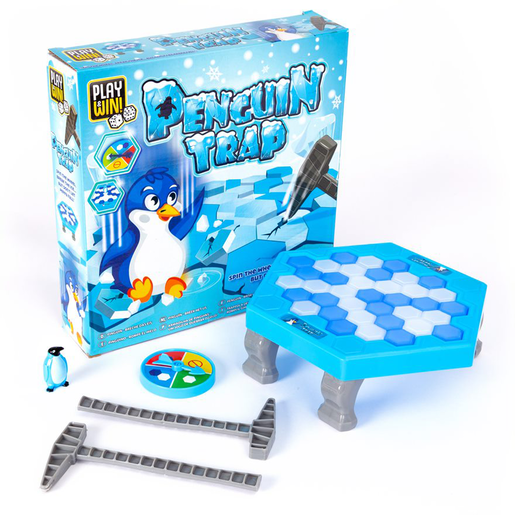 Picture of Play and Win Penguin Trap Game