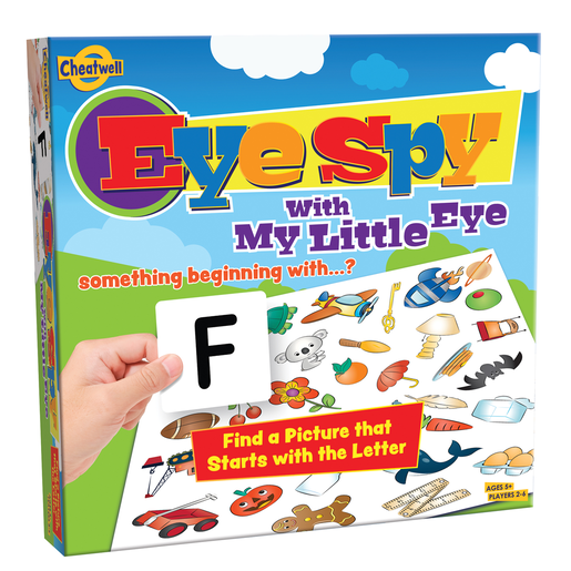 Picture of Eye Spy with My Little Eye Game