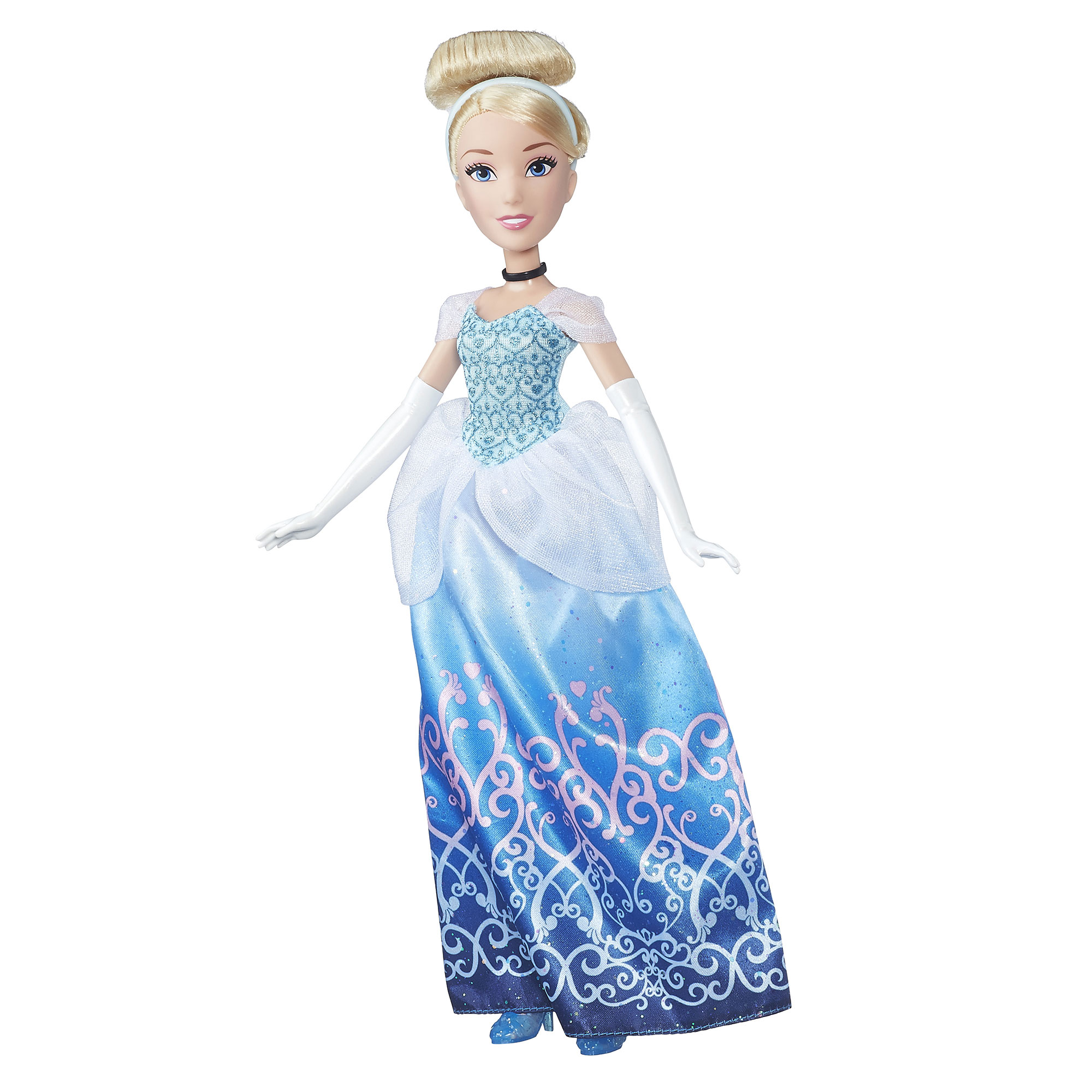 Picture of Disney Princess Royal Shimmer Cinderella Doll