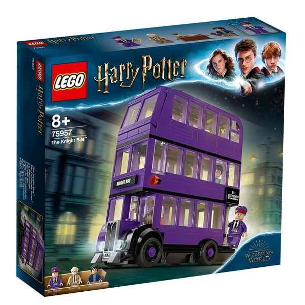Lego Harry Potter The Knight Bus from Smyths Toys