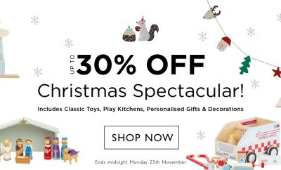 Up to 30% off Christmas Spectacular at GLTC