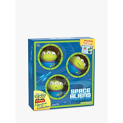 Picture of Disney Toy Story 4 Space Aliens, Pack Of Three
