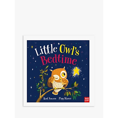Picture of Little Owl's Bedtime Children's Book