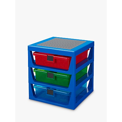 Picture of LEGO Storage 3-Drawer Rack