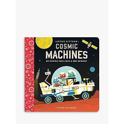 Picture of Astro Kittens Cosmic Machines & Into The Unknown Children's Books