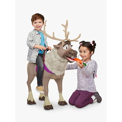 Picture of Disney Frozen II Playdate Sven Life Size Doll