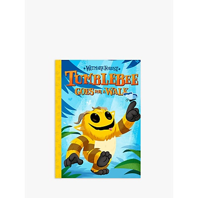 Picture of Wetmore Forest Tumblebee Goes For A Walk Children's Book