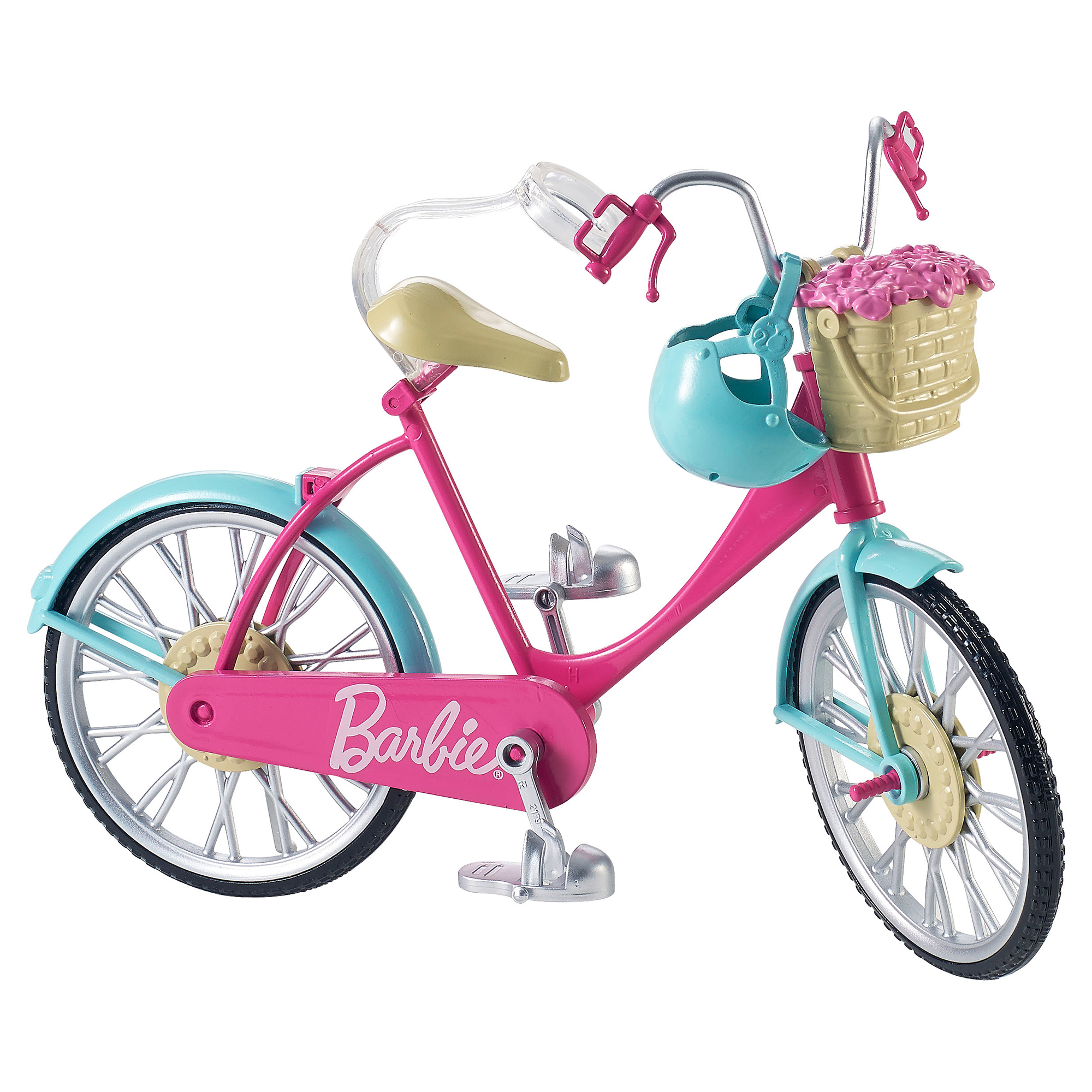 Picture of Barbie Bicycle