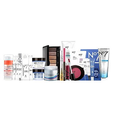 Picture of No7 Age-Defying Collection