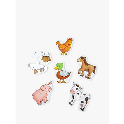 Picture of John Lewis & Partners 6 Farm Animal Puzzles