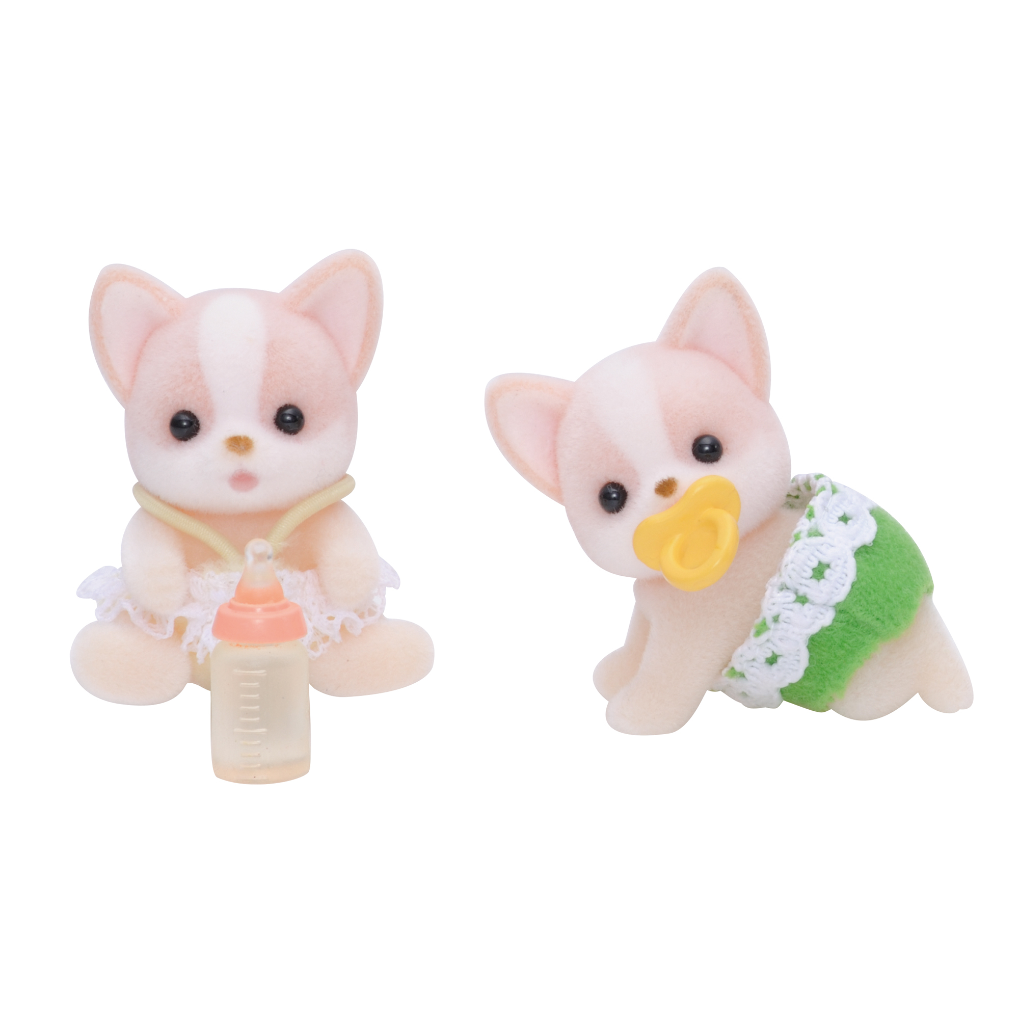 Picture of Sylvanian Families Baby Chihuahua Dog Twins