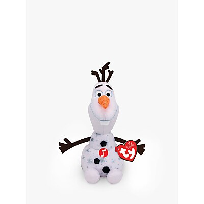 Picture of Ty Disney Frozen II Olaf the Snowman Soft Toy