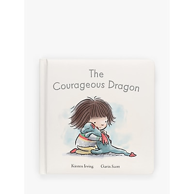 Picture of Jellycat The Courageous Dragon Children's Book