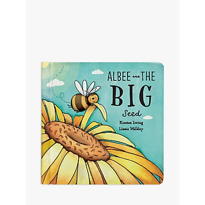 Picture of Jellycat Albee and The Big Seed Children's Book