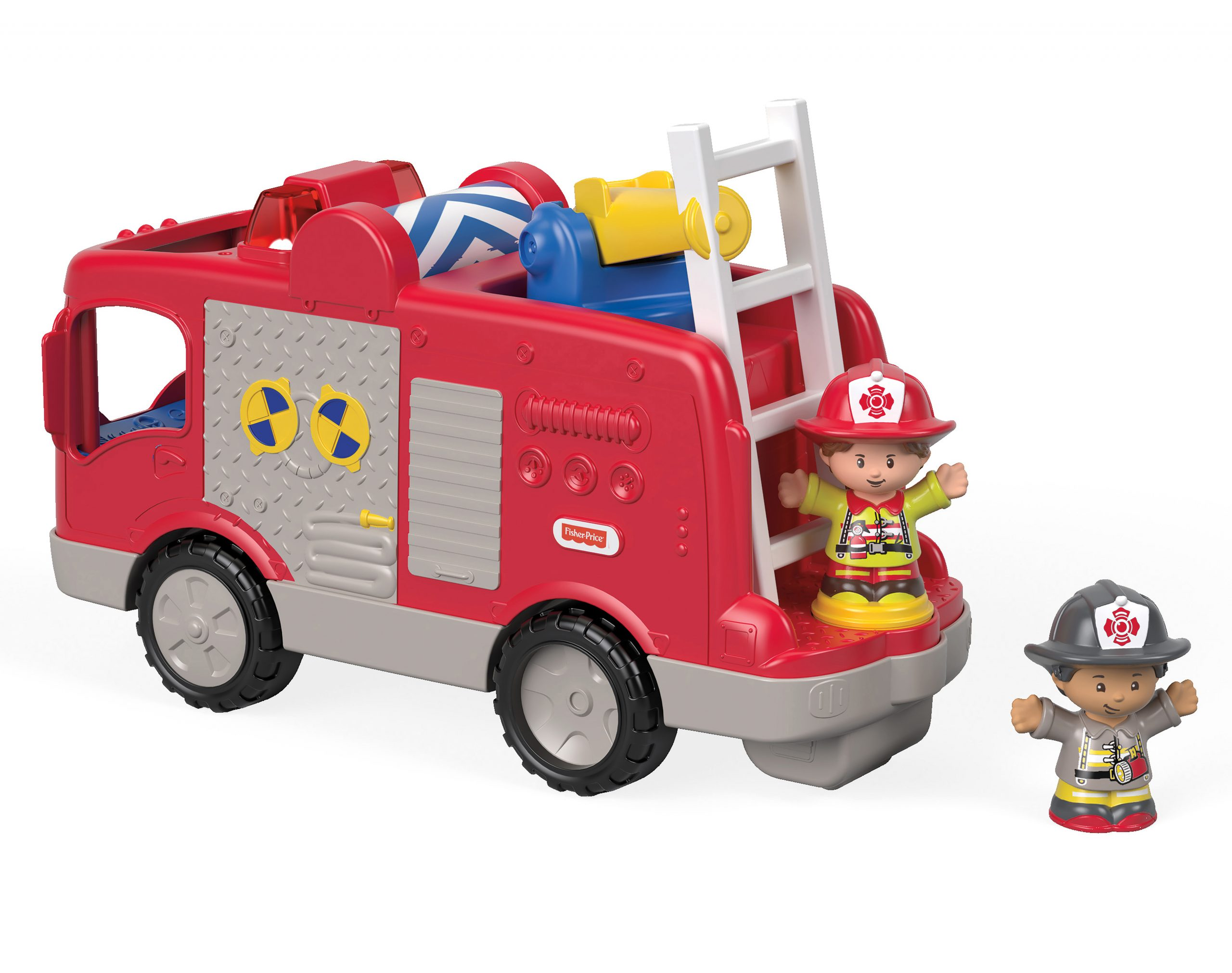 Picture of Little People Helping Others Fire Truck