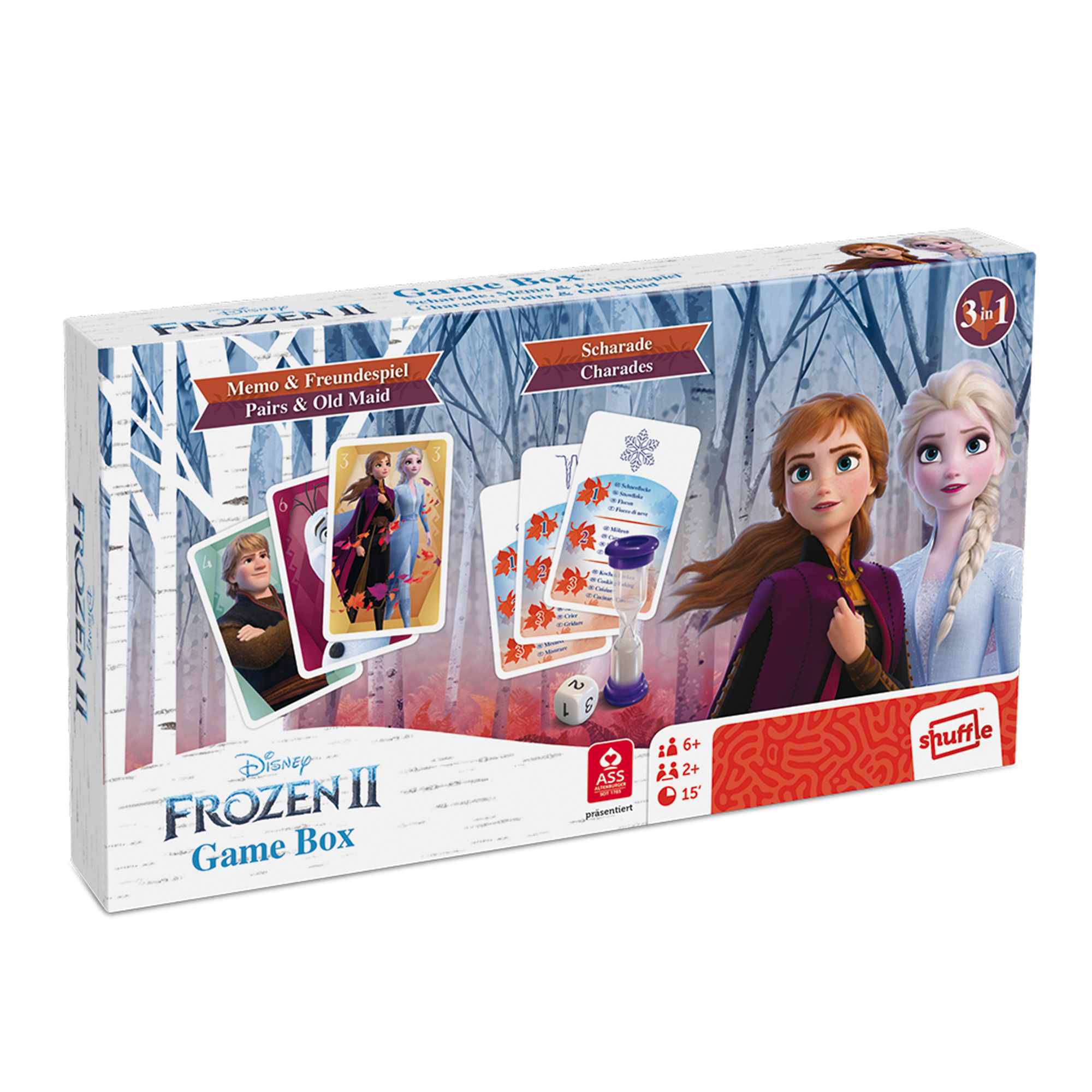 Picture of Frozen 2 Tripack
