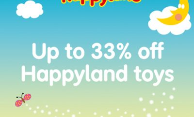 33 percent OFF Happyland toys