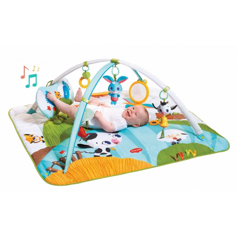 Picture of Tiny Love Gymini Kick & Play-Farm