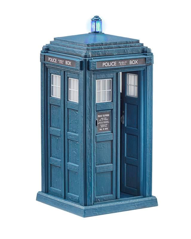 Picture of Doctor Who The Thirteenth Doctors Tardis