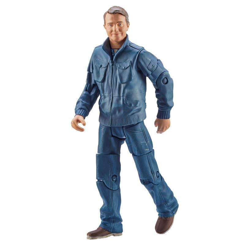 Picture of Doctor Who Graham O'Brien Action Figure