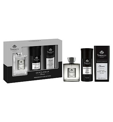 Picture of Yardley Gentleman Classic Fragrance Collection Gift Set