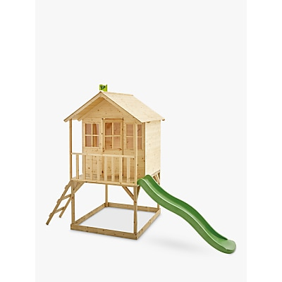 Picture of TP Toys Hill Top Tower Playhouse & Slide