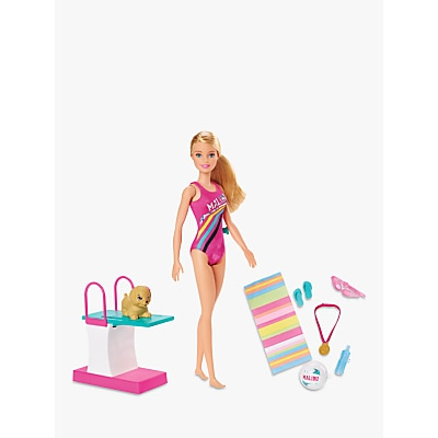 Picture of Barbie Dreamhouse Adventures Swim 'n Dive Doll