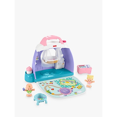 Picture of Fisher-Price Little People Cuddle & Play Nursery Playset