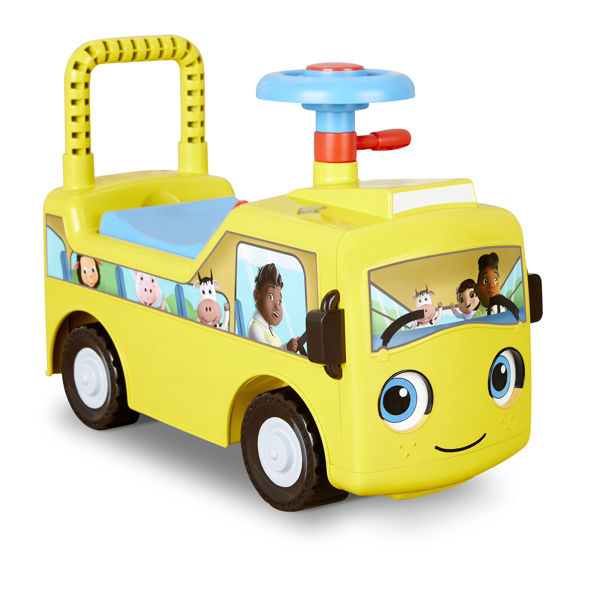 Picture of Little Baby Bum Wheels on the Bus Scoot