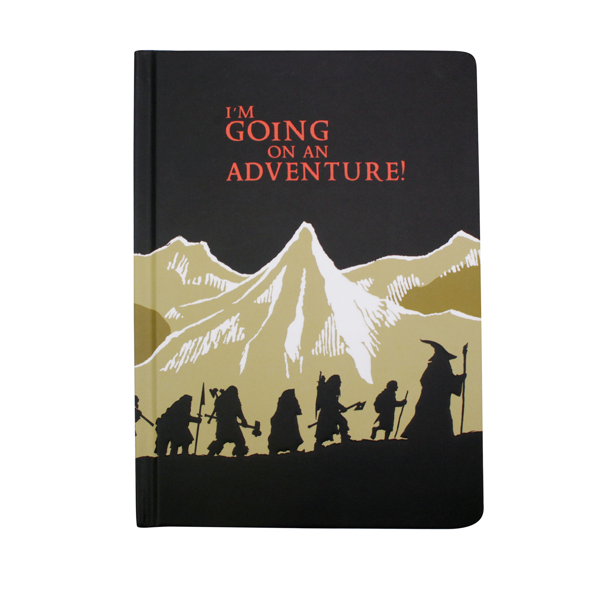 Picture of The Hobbit A5 Notebook