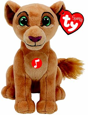 Picture of Ty - The Lion King Nala Beanie with Sound