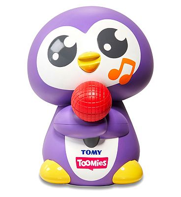 Picture of Tomy Toomies Tuneless Penguin Bath Toy