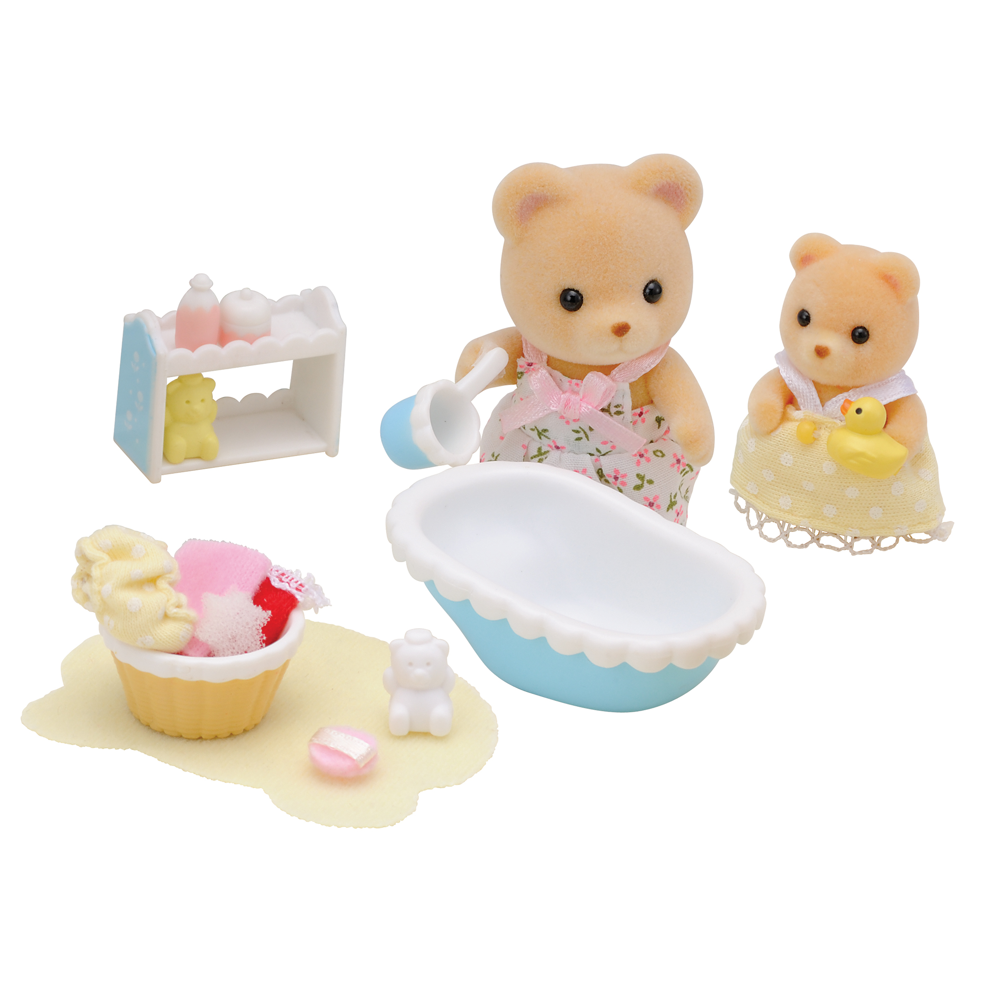 Picture of Sylvanian Families Baby Bath Time Set